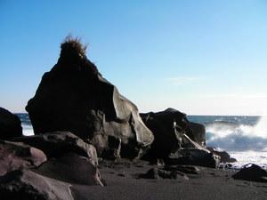 伊豆大島ボルダー